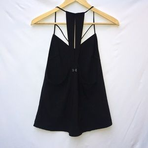 Under Armour dressy athletic strappy tank